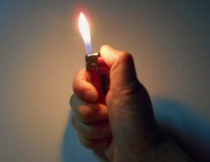 徳島市 小学生の火遊び