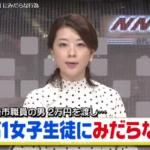 高木英俊は独身or既婚者?高1女子生徒に2万円渡してみだらな行為をした疑い