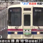 樺島裕弥の顔画像は?京王線車内で女性のバッグから財布を盗む 駅の間を何度も往復して狙い定めたか